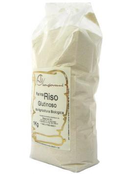 Glutenous rice flour 1Kg - Organic
