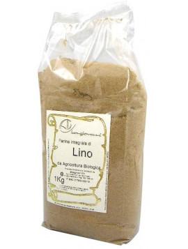 Golden flax flour 1Kg - Organic