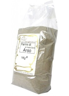 Grano Arso flour 1Kg