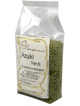 Green Azuki beans (Mung) 500g - Organic