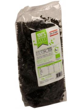 Green lentils flour fusilli 250g - Organic