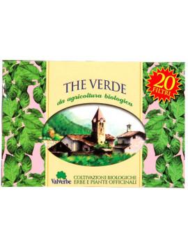 Green tea (20 filter bags) 30 g - Organic