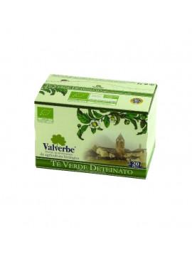 Green tea Decaffeinated (20 filter bags) 30g