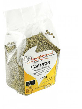 Hemp seeds 500g - Organic
