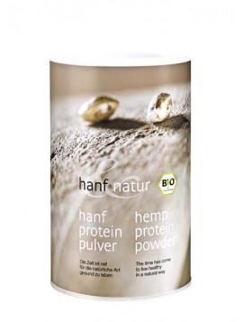 Hemp vegetal protein 450 g - Organic