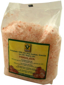 Himalayan coarse salt 1Kg
