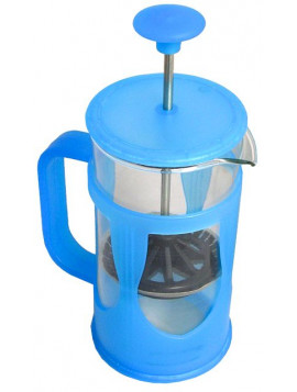 Infuser with plunger filter