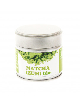 Izumi Matcha (quality powdered green tea) 30g - Organic