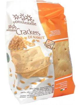 Kamut® crackers 200g - Organic