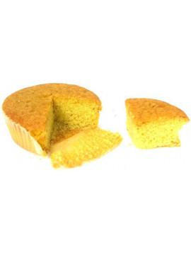 Kamut ® cupcakes with chocolate (4x45g) 180 g - Organic