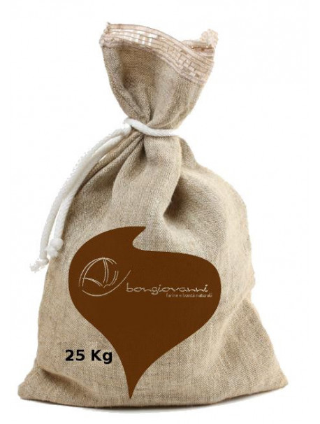 Durum wheat wholemeal semolina 25Kg - Organic