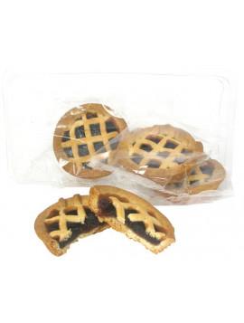 Kamut ® mixed berries tarts (4x55g) 220g - Organic