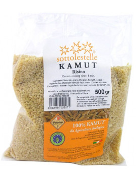 Kamut ® partially wholemeal rice 500g - Organic