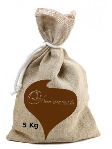 5 Grains flakes 5Kg - Organic - Bongiovanni (Farine e bontà naturali)