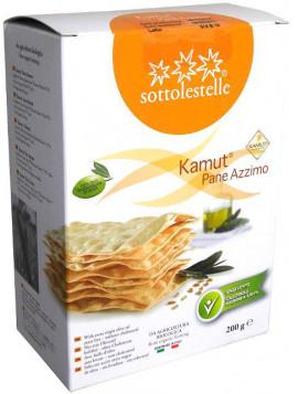 Kamut ® unleavened bread 150g - Organic