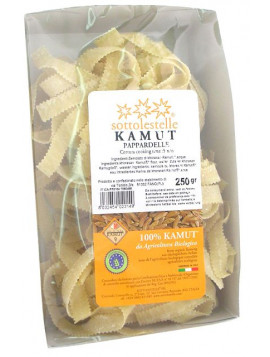 "Kamut ® wholemeal ""Pappardelle"" 250g - Organic"