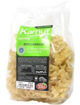 Kamut ®  Wholemeal Ricciarelle 250g - Organic