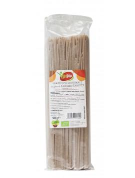 Kamut ® Wholemeal Spaghetti  500g - Organic
