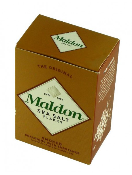 Maldon salt 250g - Sali dal Mondo