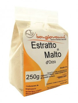 Malt extract powder 250g