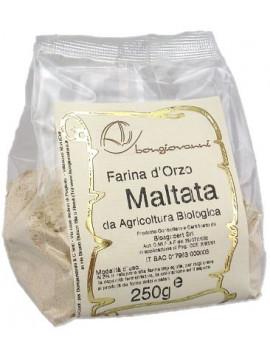 Malted Barley Flour 250g - Organic