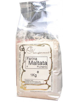 Malted wheat flour (malt) 1Kg