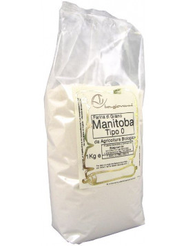 Manitoba flour Type 0 1Kg - Organic