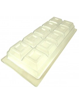 Mold for chocolate Tablet 120 mm x 270 mm (Professional)