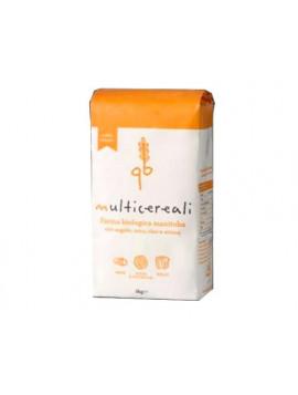 Molino Grassi Multigrain flour 5Kg - Organic