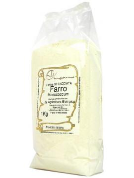 Monococcum Wholemeal Spelt flour 1Kg - Organic