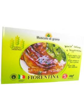 """Muscolo di Grano """"Vegetable meat"""" Fiorentina (100g x 2) 200g - Organic"""