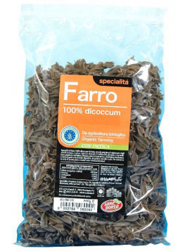 Nettle Spelt Fusilli 500g - Organic