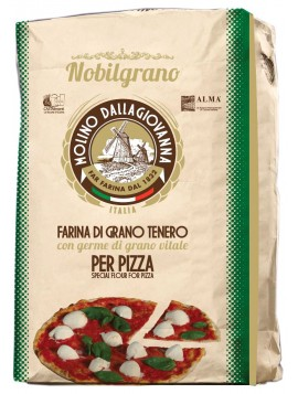 Soft flour type 00 Nobilgrano green (1st) 25 kg