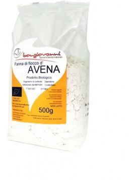 Oat Flake flour 500g - Organic