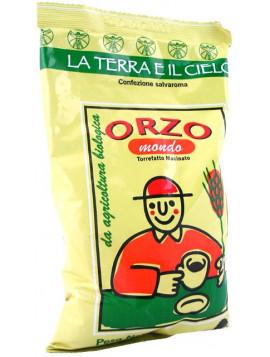 """Orzo Mondo"" toasted barley 350g - Organic"