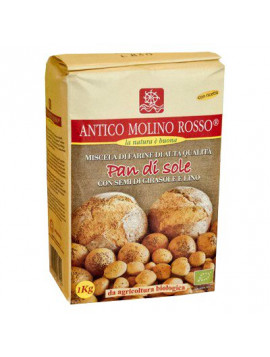 """Pan di Sole"" - flour and oil seeds mixture 5Kg - Organic"