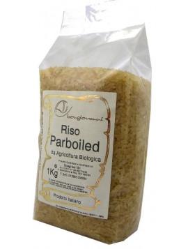 Parboiled Ribe rice 1Kg - Organic
