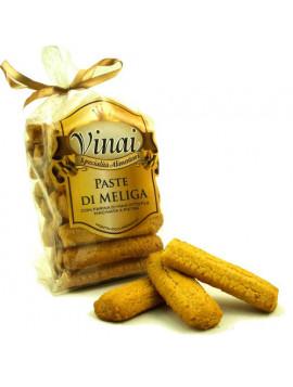 """Paste di meliga"" Artisan corn pastries 500g"