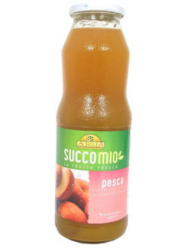 Peach based drink 750 ml - Organic