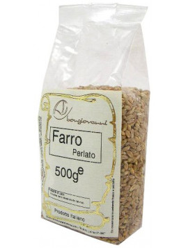 Pearled spelt 500g - Organic