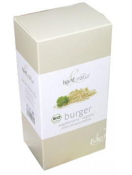 Preparation for hemp Burger 200g - Organic