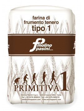 Primitive soft wheat flour 100 10Kg