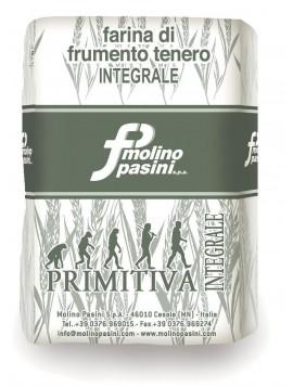 Primitive soft wheat wholemeal flour 10Kg