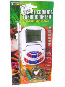 Probe thermometer (0C°+300°)