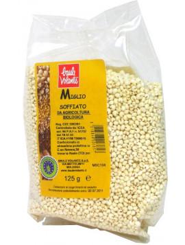 Puffed Millet 125 g - Organic