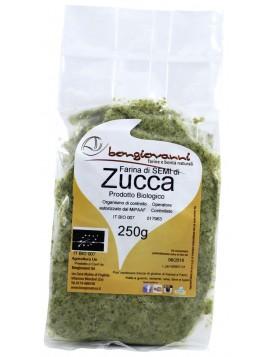 Pumpkin seeds flour 250g – Organic