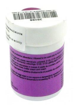 Purple coloring gel 30 g