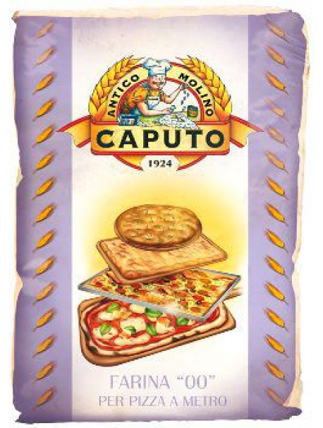 Purple flour type 00 (Pizza by meter) 25Kg - Molino Caputo