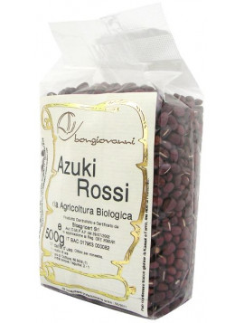 Red azuki beans 500g - Organic