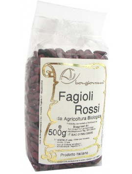 Red beans - Organic  500g